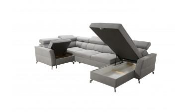 corner-sofa-beds - VENETO V - 3