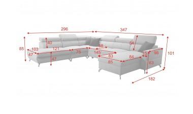 corner-sofa-beds - VENETO IX - 4