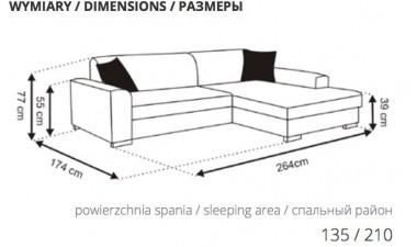 corner-sofa-beds - Rico Narożnik z funkcją spania - 5