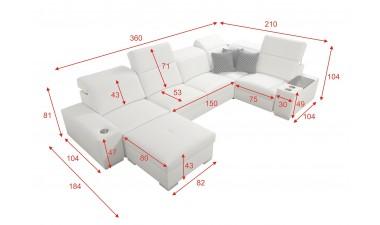 corner-sofa-beds - Ricotti IV - 5