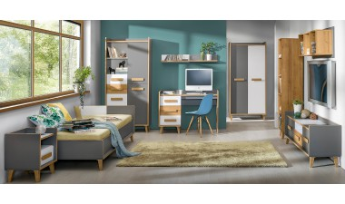 kids-and-teens-wall-units - Werso III - 1