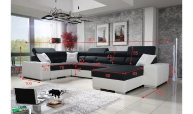 corner-sofa-beds - Kampona