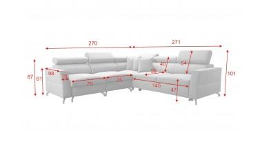 corner-sofa-beds - Veneto IV - 4