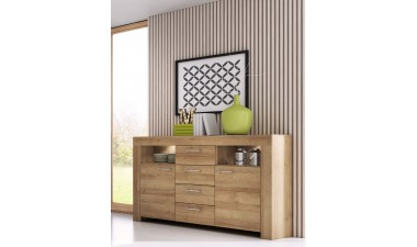 chest-of-drawers - Roni SK155 Chest of drawer - 5