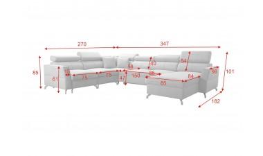 corner-sofa-beds - Veneto VII - 6