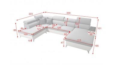 corner-sofa-beds - Modivo VI - 4