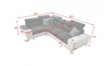 corner-sofa-beds - Modivo II - 4