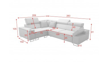corner-sofa-beds - Salvato II - 6