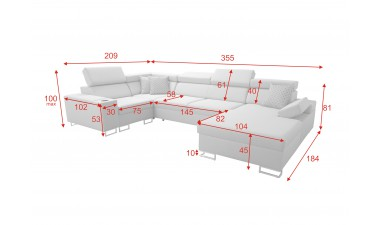 corner-sofa-beds - Salvato IV maxi - 4