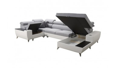 u-shaped-corner-sofa-beds - Modivo IV Maxi - 2