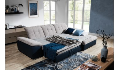 l-shaped-corner-sofa-beds - Dunca - 2