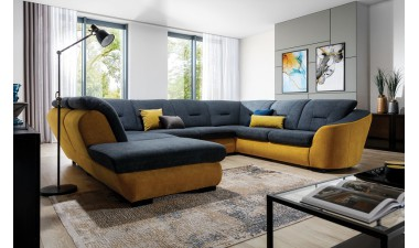 u-shaped-corner-sofa-beds - Masta U - 1