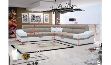 corner-sofa-beds - Maston - 2