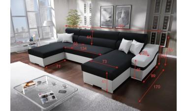 corner-sofa-beds - Maja - 2