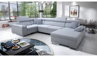 u-shaped-corner-sofa-beds - Salvato IV Mini - 1
