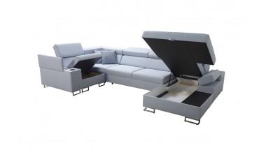 u-shaped-corner-sofa-beds - Salvato IV Mini - 10