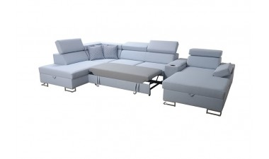 u-shaped-corner-sofa-beds - Salvato V - 4