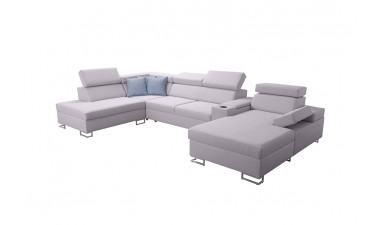 u-shaped-corner-sofa-beds - Salvato V - 12