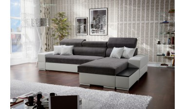 corner-sofa-beds - Silver - 1