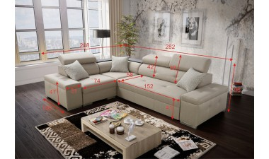 corner-sofa-beds - Oliver Mini - 2
