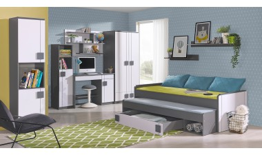kids-and-teens-wall-units - Kama VIII - 1
