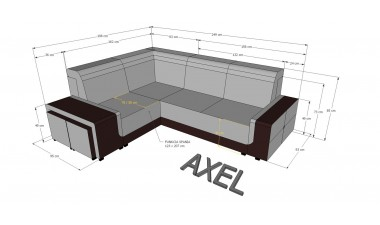 corner-sofa-beds - Axel - 3