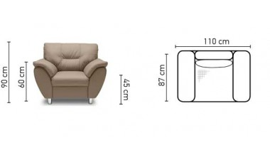 chairs-and-armchairs - Grant Armchair - 3