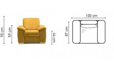 krzesla-i-fotele - Kongo Fotel - 2