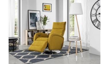 krzesla-i-fotele - Loro Fotel z Funkcja relaxu - 1
