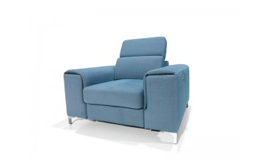 chairs-and-armchairs - Alova Armchair Recliner