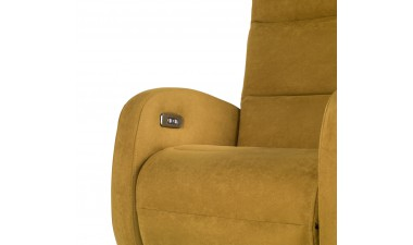 chairs-and-armchairs - Loro Armchair with Relax Function - 3