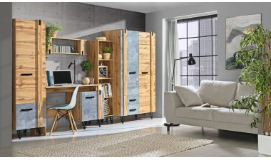 kids-and-teens-wall-units - Lotter IV - 1