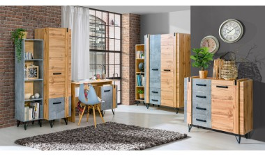 kids-and-teens-wall-units - Lotter VII - 1