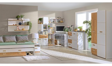 kids-and-teens-wall-units - Loren III - 1