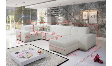 corner-sofa-beds - Camaro - 2