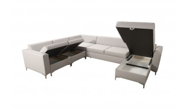 corner-sofa-beds - ADONIS V Right Corner - 3