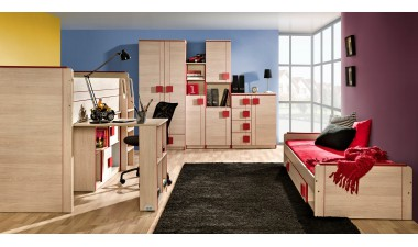 kids-and-teens-wall-units - Kama 3 - 1