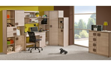 kids-and-teens-wall-units - Kama 5 - 1
