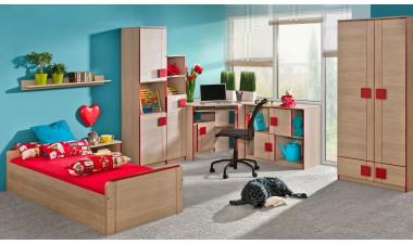 kids-and-teens-wall-units - Kama 6 - 1