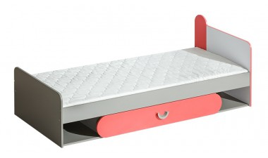 kids-and-teens-beds - Futura F13 green - 1