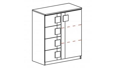 kids-and-teens-chest-of-drawers - Kama G3 - 2
