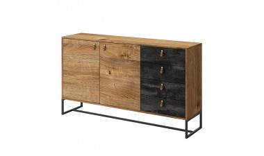 chest-of-drawers - Dark DK153 Chest Of Drawers - 1