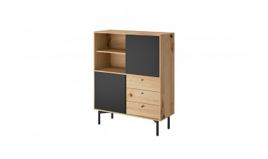 solid-furniture - Flow FR102 Cabinet - 1
