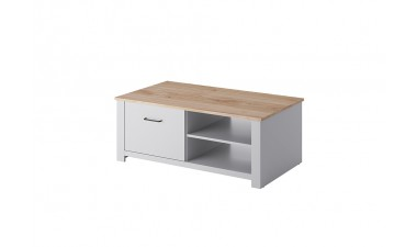 solid-furniture - Gray GL115 Coffee Table - 1