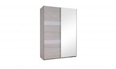 solid-furniture - Baden 150 Wardrobe With Mirror - 1