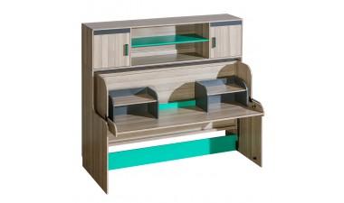 kids-and-teens-beds - Oliver U16 Bed+Desk - 5
