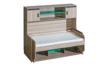 kids-and-teens-beds - Oliver U16 Bed+Desk - 6
