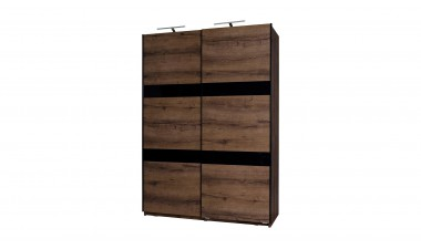 solid-furniture - Baden D SZ150 Wardrobe - 1
