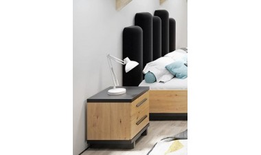 solid-furniture - Ina Bedside Table - 2