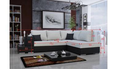 corner-sofa-beds - Pascal